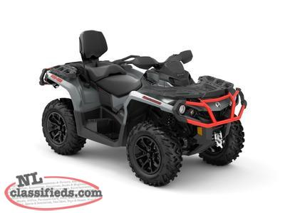 SAVE $1,750 on a BRAND NEW 2018 Can-Am Outlander MAX XT 650