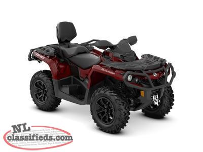 SAVE $1,700 on a BRAND NEW 2018 Can-Am MAX XT 650