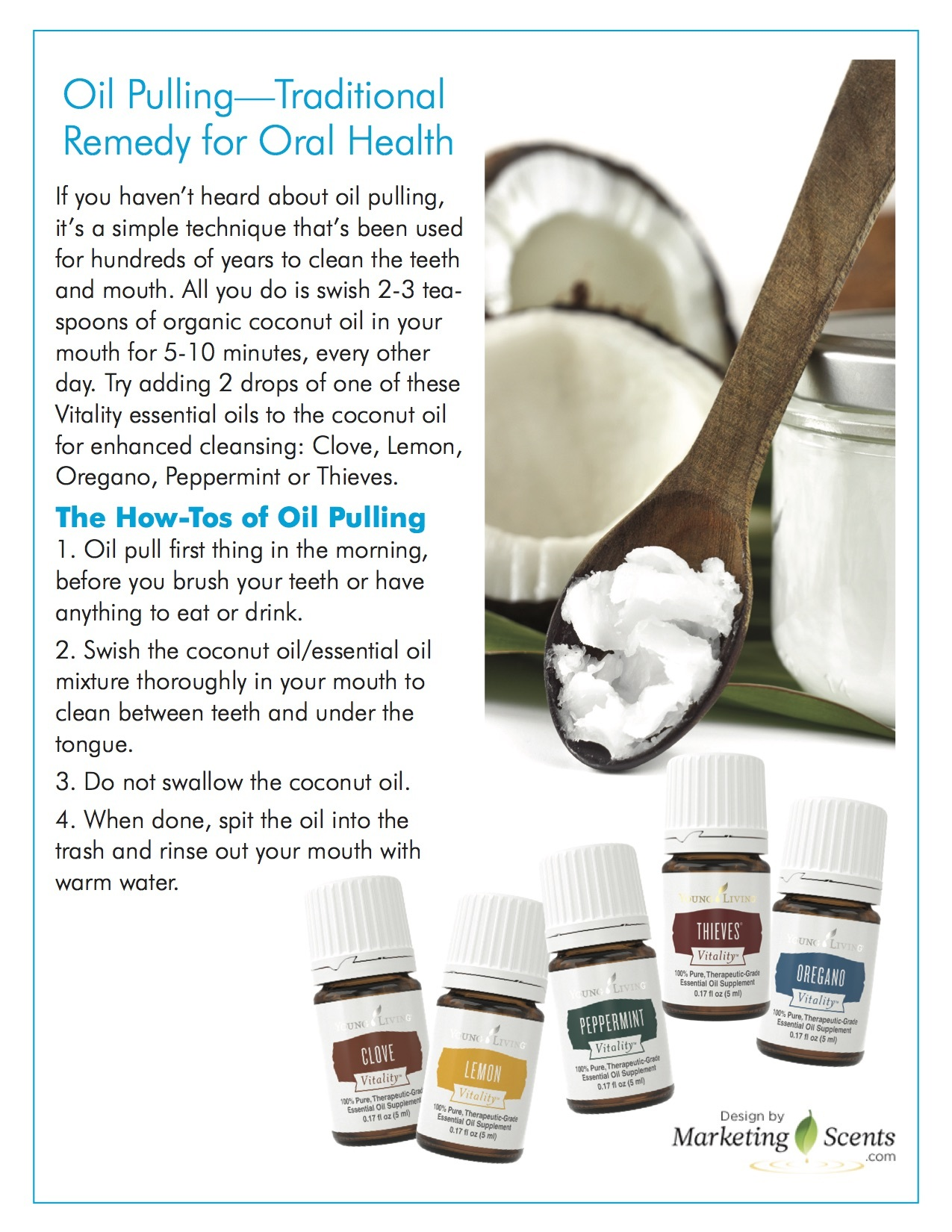 Oral Health Young Living Essential Oils