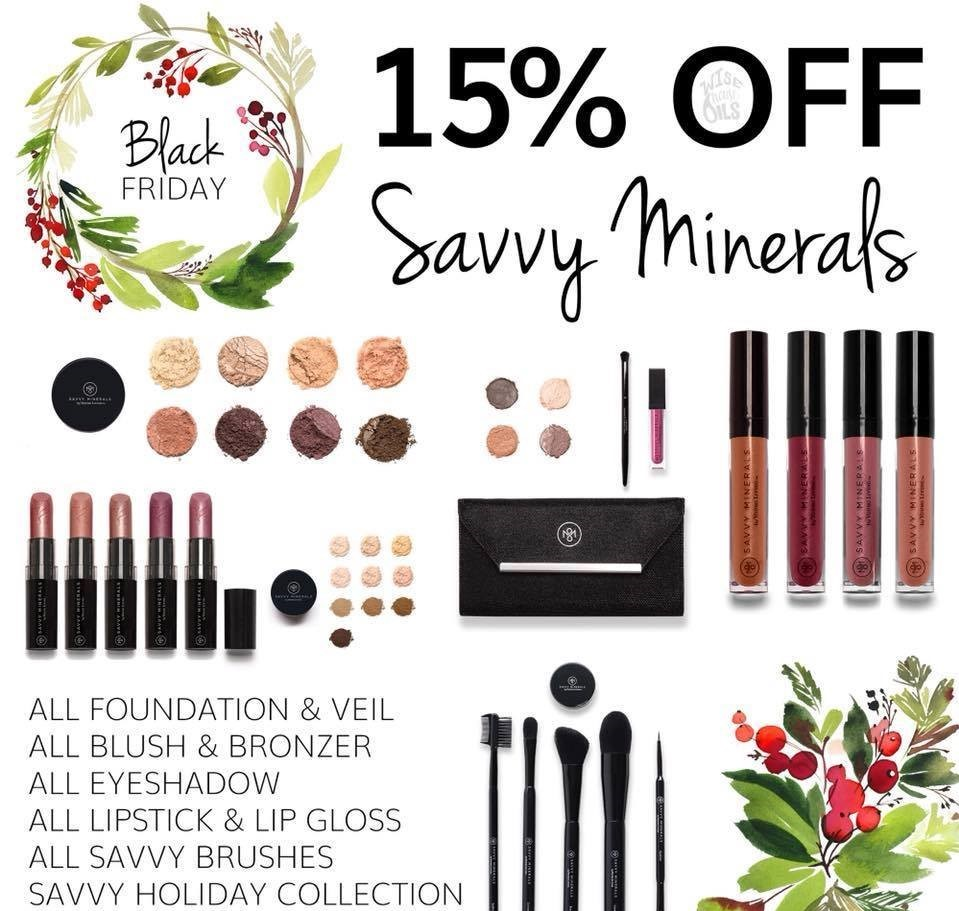 Savvy Minerals Special photo