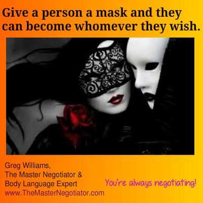 Negotiation Mask
