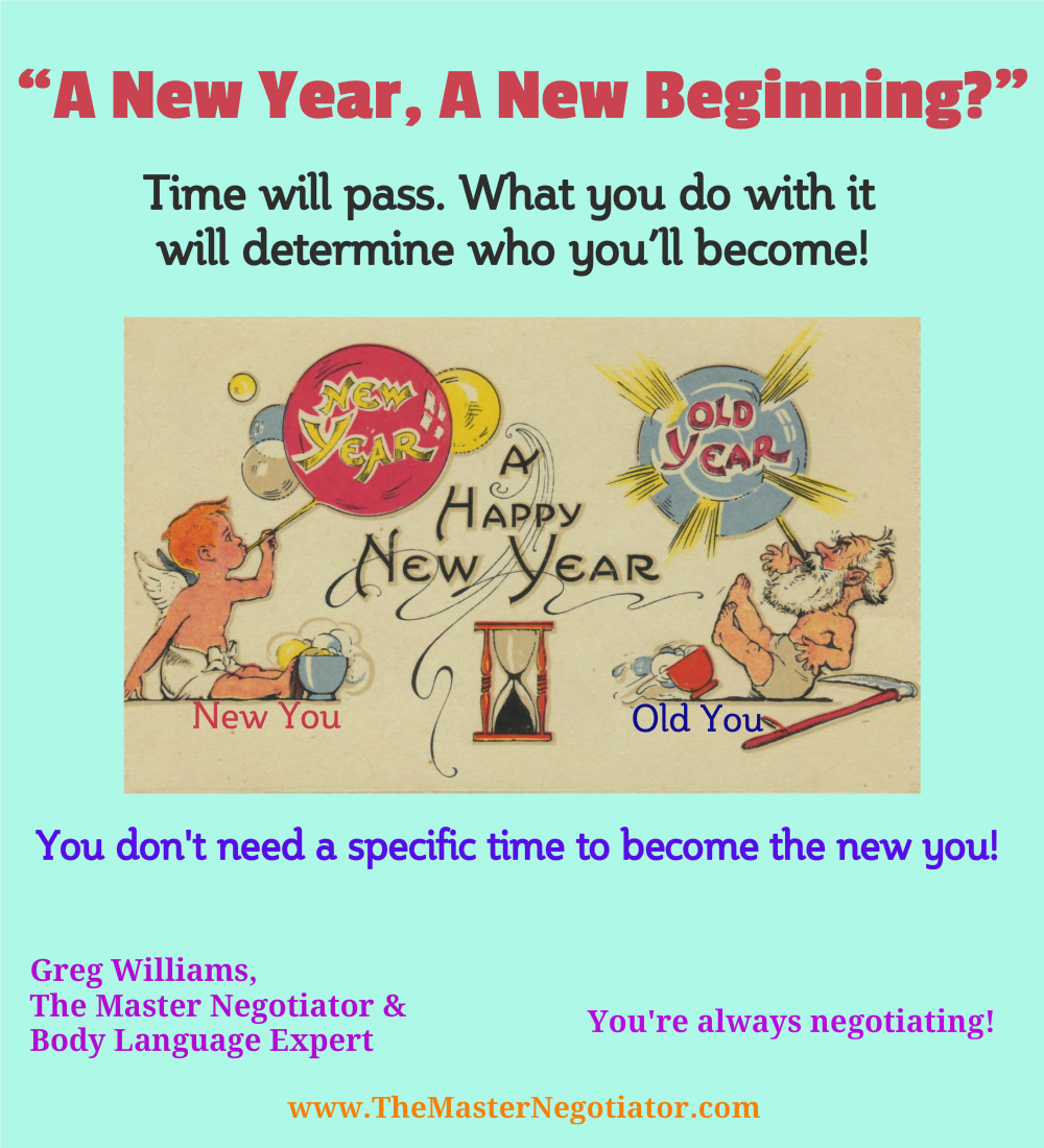 A New Year A New Beginning