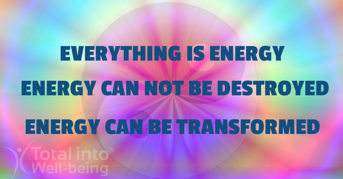Everythingisenergy