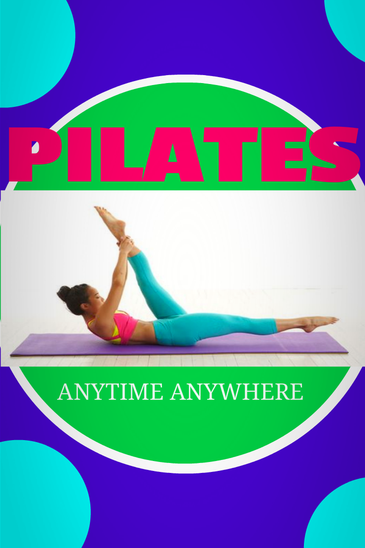 Pilates anytime anywhere