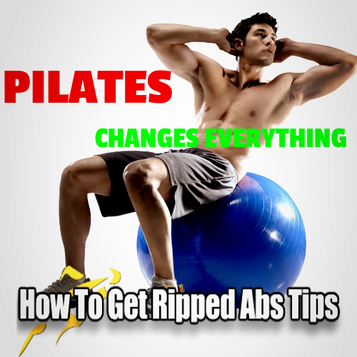 Pilates ball changes everything