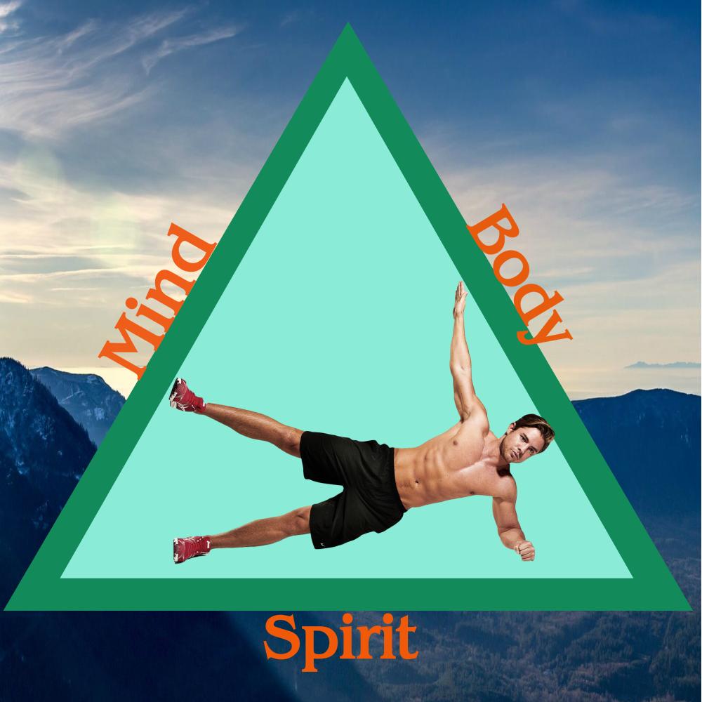 Mind,body,spirit. New to Pilates?