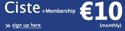 Scotstown Ciste + Membership