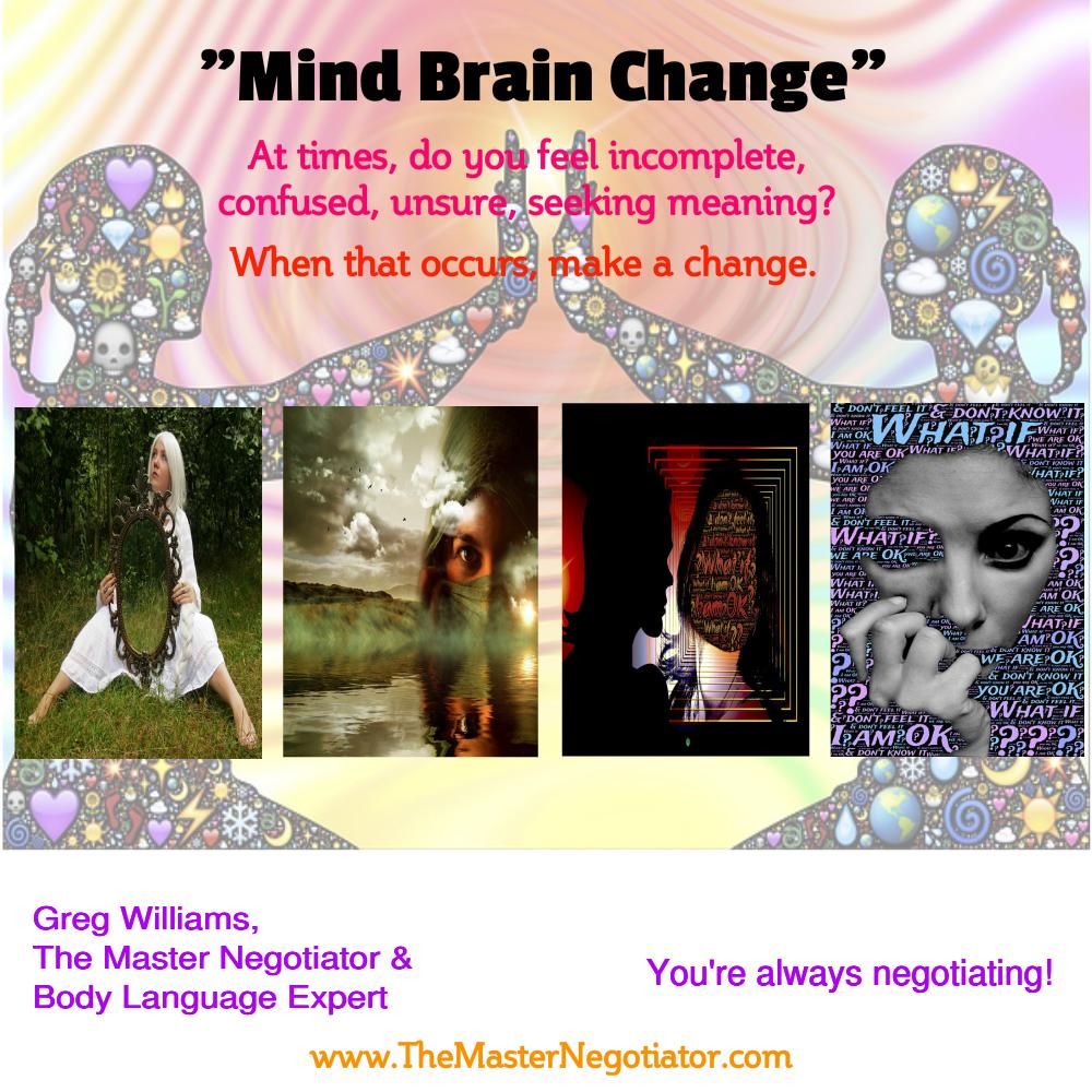 Mind Brain Change