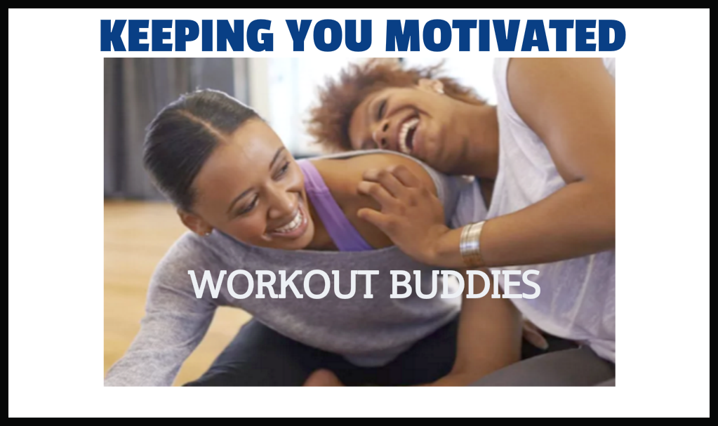Thank Your Workout Buddy