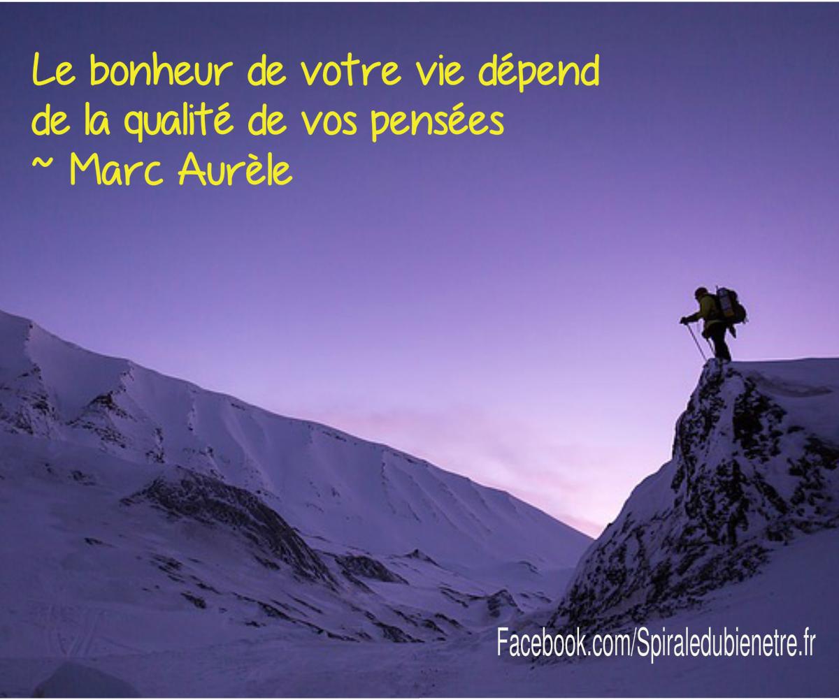 Citation Bonheur MarcO