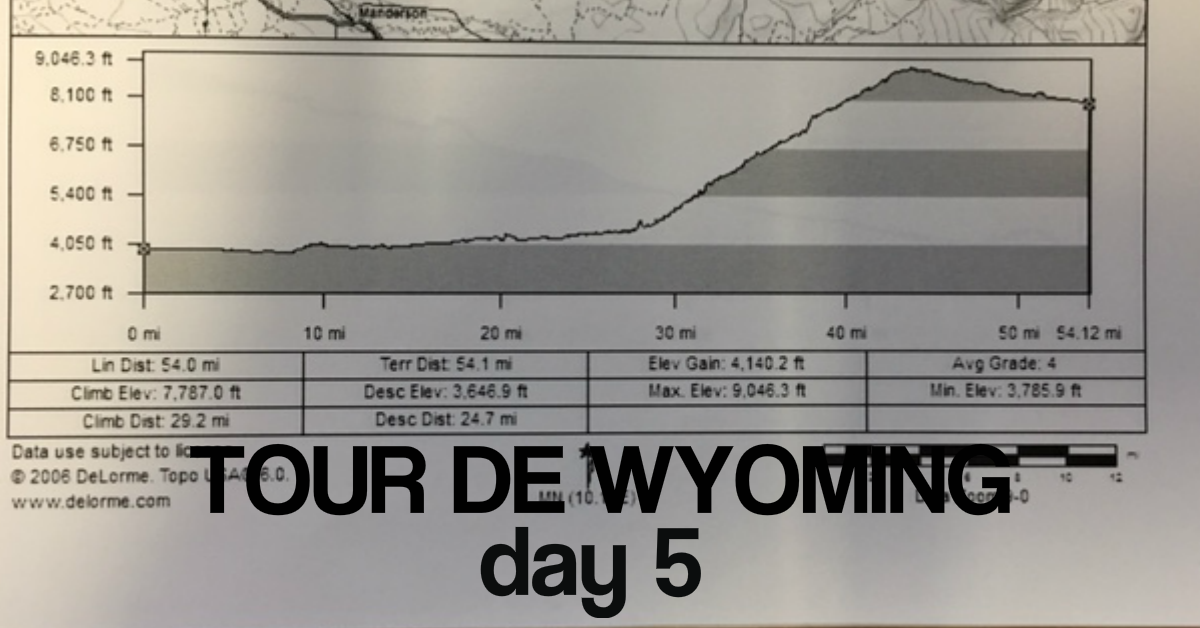 TOUR DE WYOMING KETO DIET DAY 5 22 day weight loss program loveland co 970-541-0903