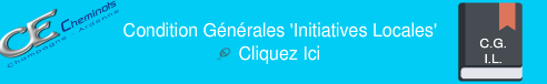 CG INITIATIATIVES LOCALES
