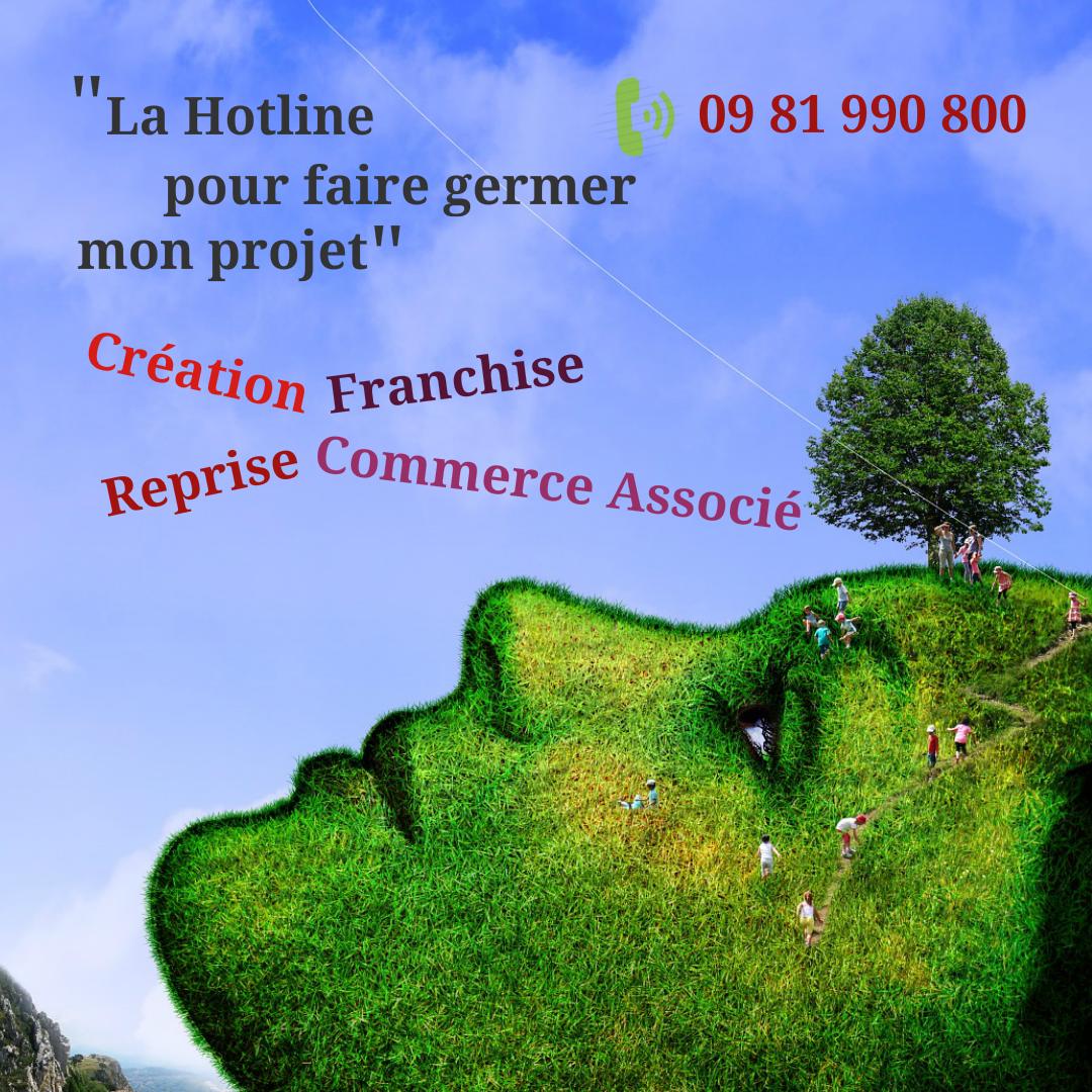 Hotline Conseil Franchise Commerce Associé