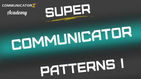 Super communicator pattern 1 480 270
