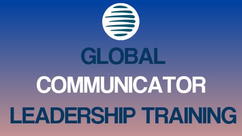 Global communicator leadership training 480 270