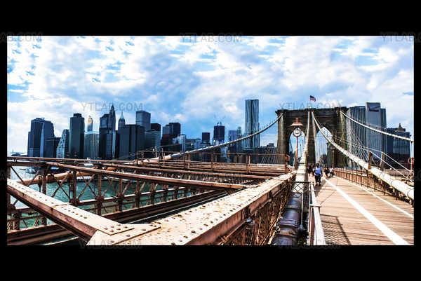 Crossing to NY