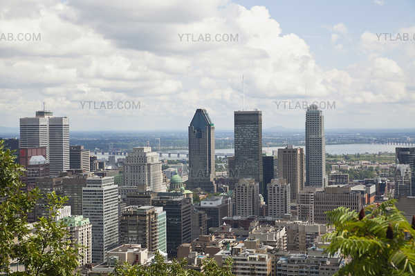 Montreal downtown - 01
