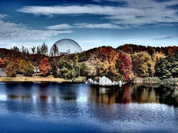 Autumn Montreal I