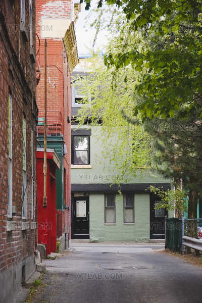 Rue Lafayette (Mon Quartier)