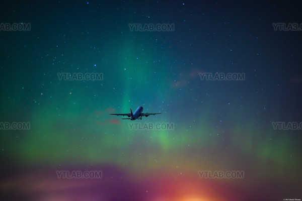 Aurora Borealis 06 Take-off