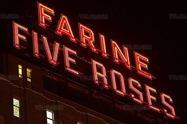 Farine Five Roses, Montreal