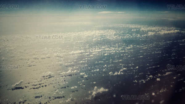 Sky from above