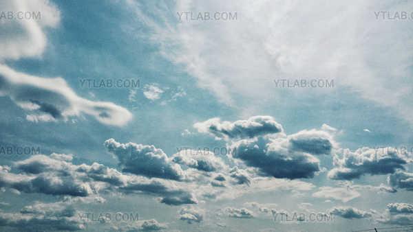 Variable sky