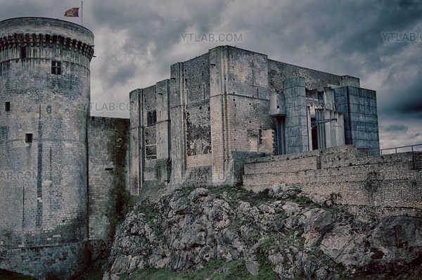 Guillaume the conqueror's castle