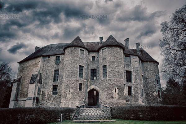 Harcourt Castle