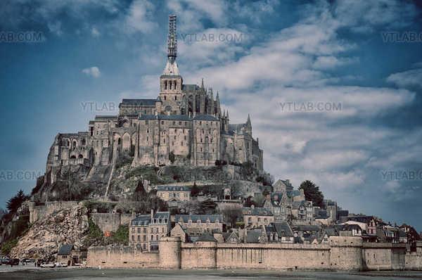 Mont St-Michel 2016