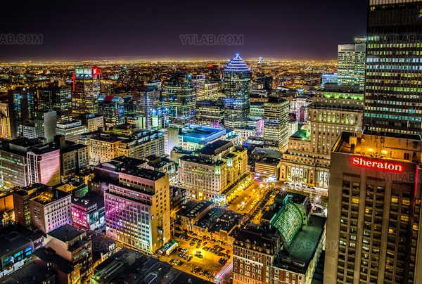 My best shot of Montreal