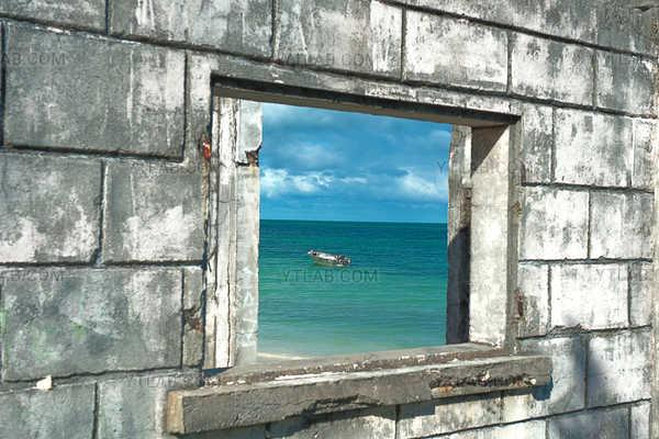 Fenêtre sur horizon