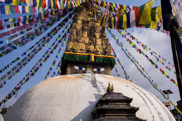Buddha Stupa Nepal
