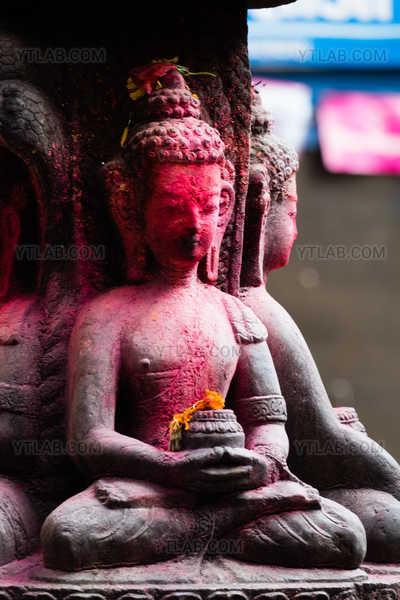 Buddha Statue Nepal
