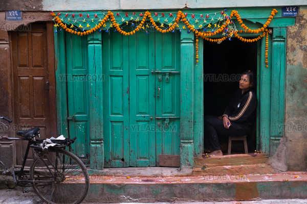 Street watching Nepal