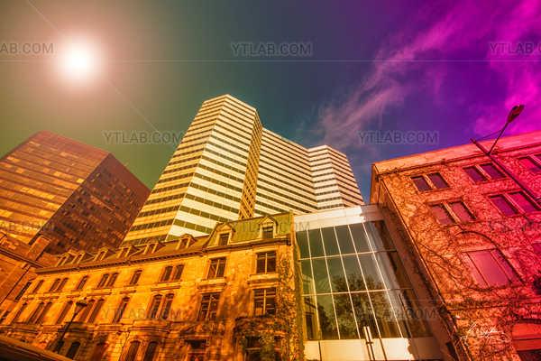 Édifice à Montréal