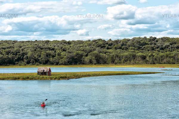 Cabane au Kayak