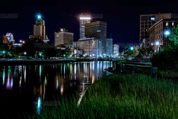 Providence city in Rhode Island, USA