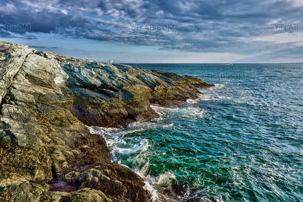 Beaver Tail, Jamestown, Rhode Island, USA