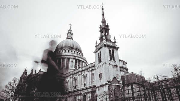Le fantôme de St-Paul