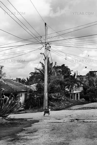 Street photo, Banès, Holguin, Cuba