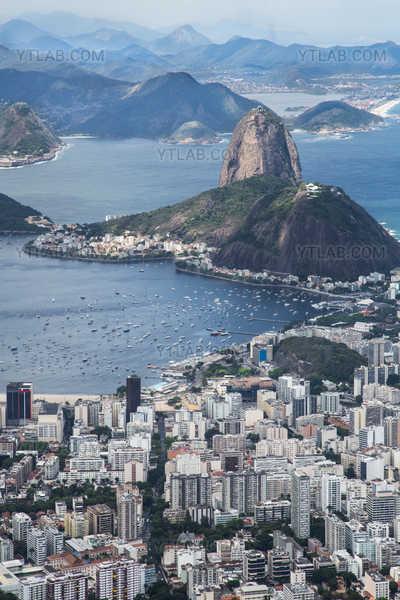 Le pain de sucre, Rio de Janeiro, Brésil