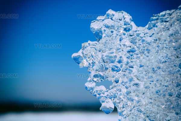 mosaique glacée