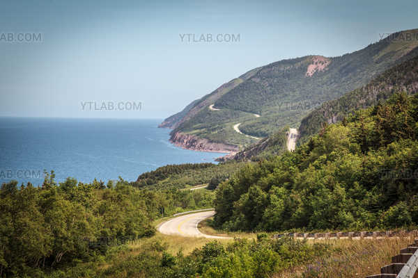 Cabot trail, N.S.