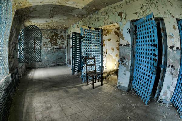 Prison Winter de Sherbrooke