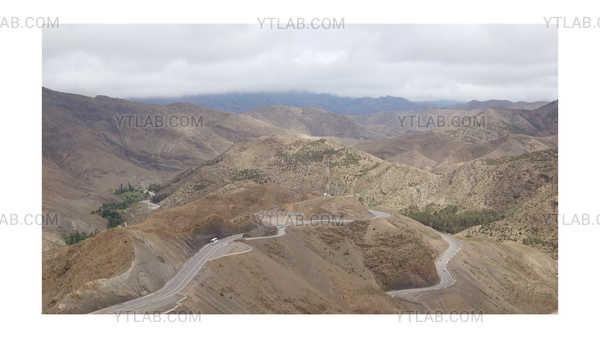 Montagne marocaine