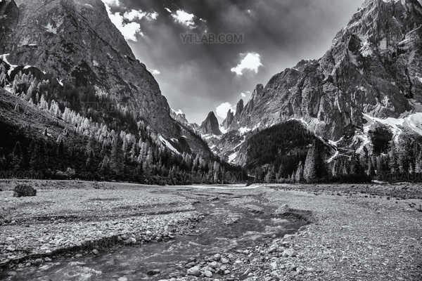 Vallée des Dolomites