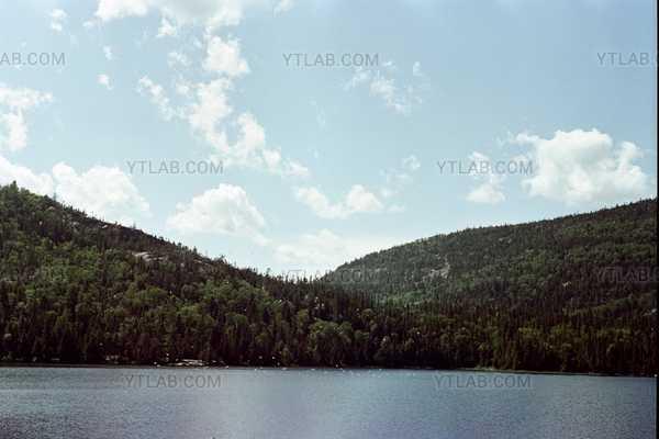 Lac à l'eau
