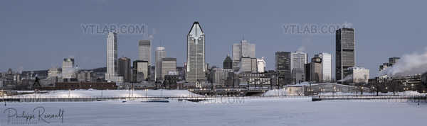 Montréal en panoramique