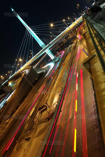 Saint-Jacques bridge, Montreal